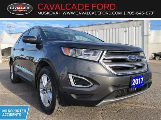 Used 2017 Ford Edge SEL for sale in Bracebridge, ON