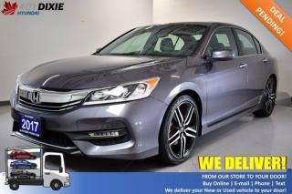 Used 2017 Honda Accord Sedan Sport for sale in Mississauga, ON