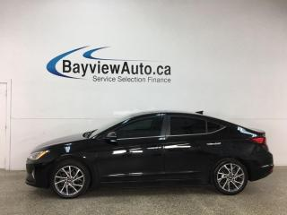 Used 2019 Hyundai Elantra Preferred - AUTO! HTD LEATHER! SUNROOF! LOADED! for sale in Belleville, ON