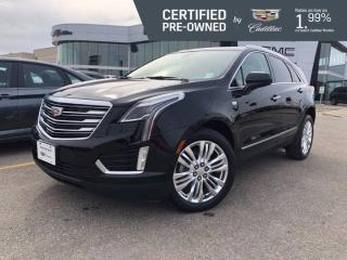 Used 2017 Cadillac XT5 Premium Luxury AWD | Heated & Cooled Seats for sale in Winnipeg, MB