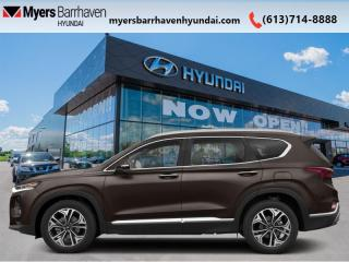 New 2020 Hyundai Santa Fe 2.0T Ultimate AWD  - Navigation for sale in Nepean, ON