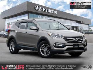 Used 2017 Hyundai Santa Fe Sport Premium  - Heated Seats - $159 B/W for sale in Nepean, ON