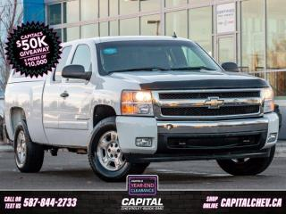 Used 2008 Chevrolet Silverado 1500 LT for sale in Calgary, AB