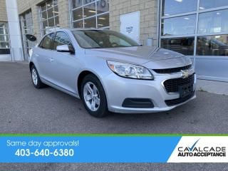 Used 2015 Chevrolet Malibu 1LT for sale in Calgary, AB