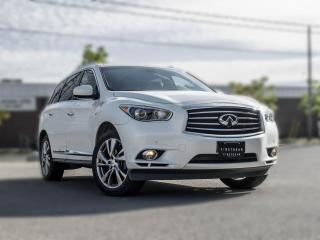 Used 2014 Infiniti QX60 LEATHER | ROOF | NAV | 360 CAMERA | 7 PASSENGER for sale in Toronto, ON