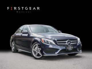 Used 2017 Mercedes-Benz C-Class C 300 4MATIC | PREMIUM SPORT | LED | PRICE TO SELL for sale in Toronto, ON