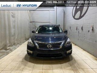 Used 2015 Nissan Altima 2.5 SL for sale in Leduc, AB