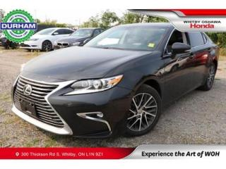 Used 2016 Lexus ES for sale in Whitby, ON