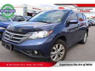 Used 2013 Honda CR-V AWD 5dr EX for sale in Whitby, ON