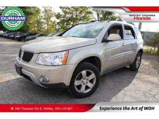 Used 2009 Pontiac Torrent for sale in Whitby, ON
