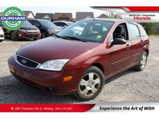 Used 2007 Ford Focus 5dr HB SES for sale in Whitby, ON