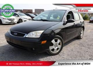 Used 2006 Ford Focus 5dr HB ZX5 SES for sale in Whitby, ON