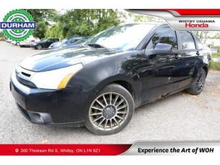 Used 2009 Ford Focus 4dr Sdn SES for sale in Whitby, ON