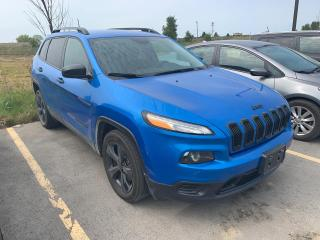 Used 2018 Jeep Cherokee Sport FWD for sale in London, ON