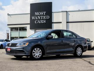 Used 2016 Volkswagen Jetta TSI|CAMERA|TOUCHSCREEN|HEATED SEATS|BLUETOOTH for sale in Kitchener, ON