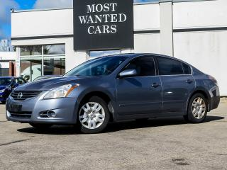 Used 2012 Nissan Altima CVT | AS TRADED - YOU CERTIFY YOU SAVE! for sale in Kitchener, ON