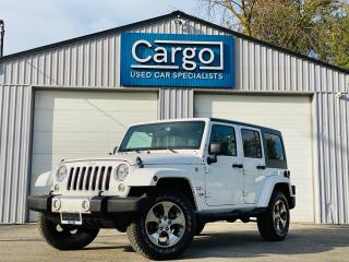 Used 2018 Jeep Wrangler Unlimited Sahara for sale in Stratford, ON