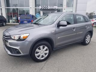 Used 2018 Mitsubishi RVR ES for sale in Port Coquitlam, BC