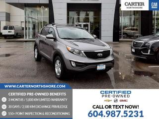 Used 2014 Kia Sportage LX for sale in North Vancouver, BC