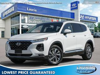 New 2020 Hyundai Santa Fe 2.4L AWD Preferred w/Sun & Leather Pkg for sale in Port Hope, ON