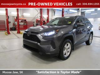 Used 2019 Toyota RAV4 LE for sale in Moose Jaw, SK