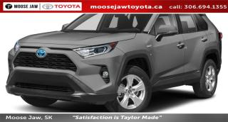 New 2020 Toyota RAV4 Hybrid XLE for sale in Moose Jaw, SK
