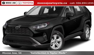 New 2020 Toyota RAV4 XLE for sale in Moose Jaw, SK