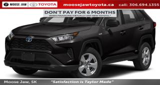 New 2020 Toyota RAV4 Hybrid LE for sale in Moose Jaw, SK