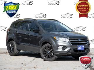 Used 2017 Ford Escape LESS THAN 30,000 KILOMETERS! SE Appearance Package | Navigation for sale in St Catharines, ON