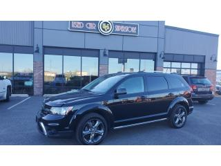 Used 2014 Dodge Journey FWD 4DR CROSSROAD for sale in Thunder Bay, ON
