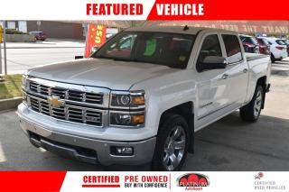 Used 2014 Chevrolet Silverado 1500 1LZ REMOTE START!! TONNEAU COVER!! HITCH!! HEATED AND COOLED SEATS!! for sale in Saskatoon, SK