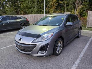 Used 2010 Mazda MAZDA3 GT for sale in Welland, ON