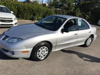 Used 2004 Pontiac Sunfire 4dr Sdn 23521 KMS UN SEUL PROPRIO for sale in Châteauguay, QC