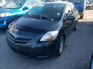 Used 2007 Toyota Yaris 1.5L for sale in Barrie, ON