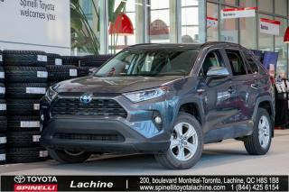 Used 2019 Toyota RAV4 Hybrid Hybrid XLE RARE!! HYBRID!!! for sale in Lachine, QC