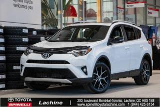 Used 2016 Toyota RAV4 se for sale in Lachine, QC