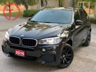 Used 2016 BMW X5 xDrive35i for sale in Burlington, ON