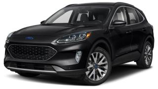 New 2020 Ford Escape Titanium for sale in Fort Saskatchewan, AB