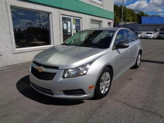 Used 2012 Chevrolet Cruze Berline LS 4 portes avec 1SB for sale in St-Jérôme, QC