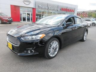 Used 2016 Ford Fusion SE for sale in Peterborough, ON