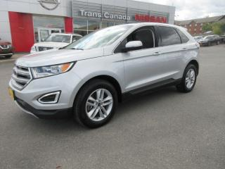 Used 2017 Ford Edge SEL for sale in Peterborough, ON