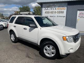 Used 2010 Ford Escape ***XLT,AUTOMATIQUE,A/C,MAGS*** for sale in Longueuil, QC