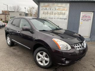 Used 2013 Nissan Rogue ***SV,SPECIAL EDITION,BIEN ÉQUIPÉ*** for sale in Longueuil, QC