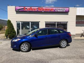 Used 2012 Ford Focus SE ** 1 OWNER ** for sale in Tilbury, ON