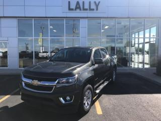 Used 2018 Chevrolet Colorado Remote Start | Back-up cam | Low kms, for sale in Tilbury, ON