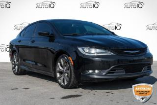 Used 2015 Chrysler 200 YOU CERTIFY YOU SAVE for sale in Innisfil, ON