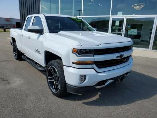 Used 2019 Chevrolet Silverado 1500 LD LT 1 OWNER, Remote Start, HTD Seats, Tonneau! for sale in Ingersoll, ON