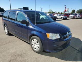 Used 2015 Dodge Grand Caravan SE/SXT Stow'n Go, Dual Climate, Cruise, CD Player! for sale in Ingersoll, ON