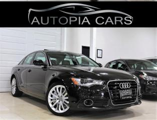 Used 2014 Audi A6 4dr Sdn quattro 3.0T Technik for sale in North York, ON