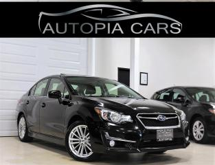 Used 2016 Subaru Impreza 2.0i SPORT PKG REAR VIEW CAMERA SUNROOF for sale in North York, ON